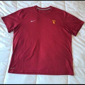 Nike USC Dri-Fit Tee